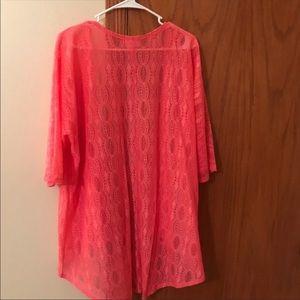 LuLaRoe Sweaters - Lace Lindsay